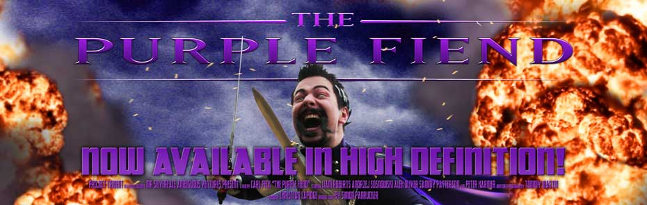 The Purple Fiend poster image