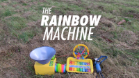Screenshot from The Rainbow Machine